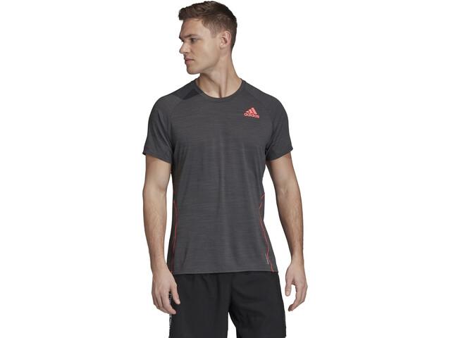 adidas Runner SS T-Shirt Men, grijs